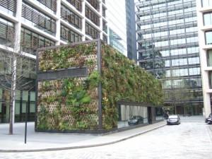 K2projekt zelena fasada